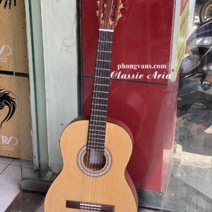 Đàn guitar classic hãng Aria