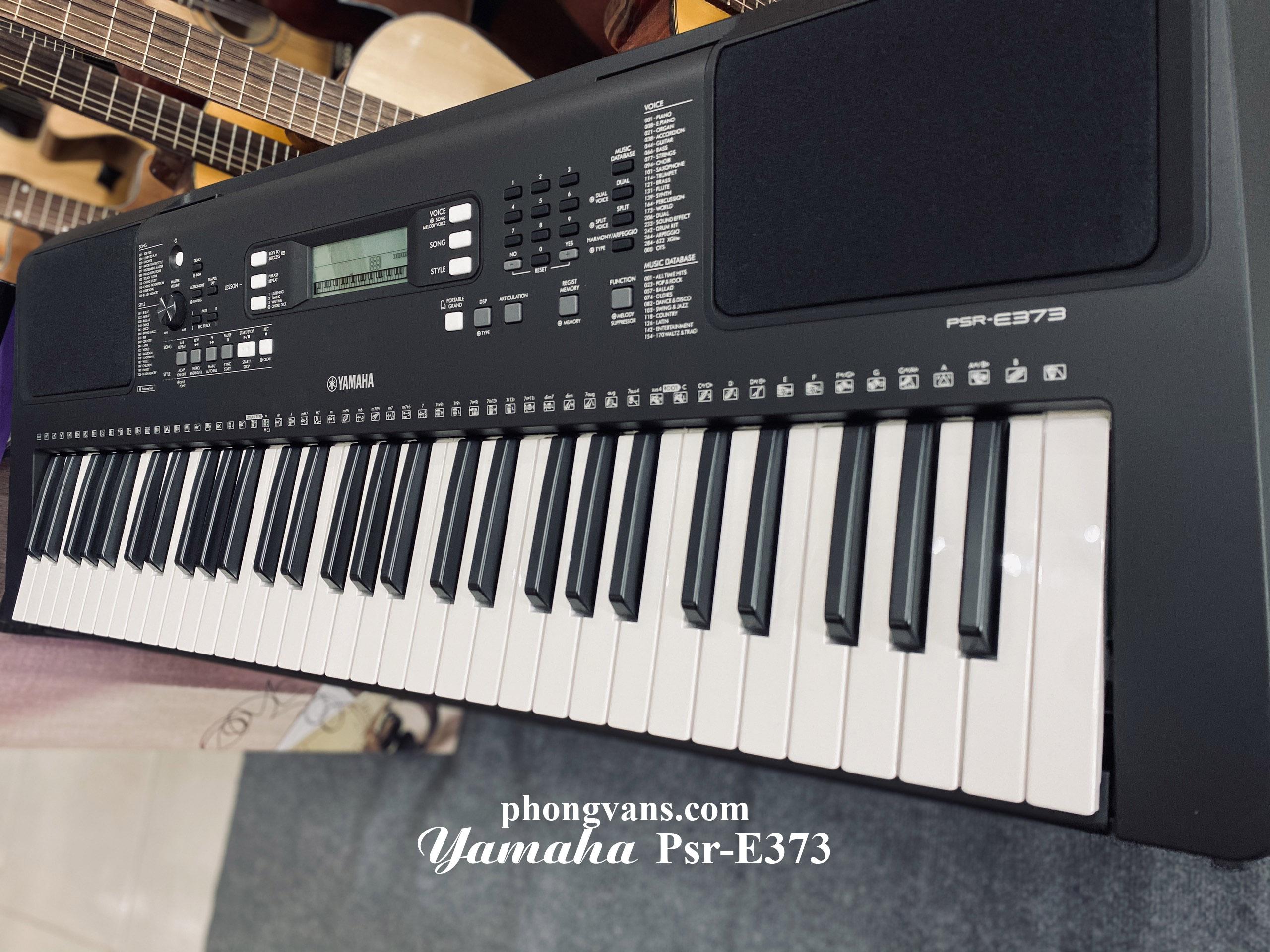 Đàn organ Yamaha Psr-E373