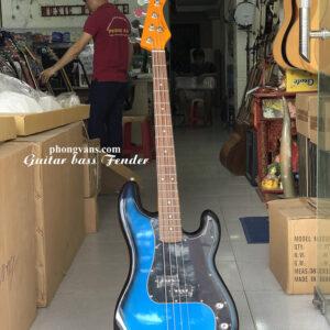 Guitar bass điện 4 dây Fender