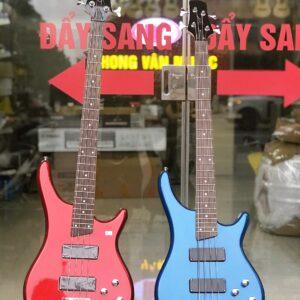 Guitar bass điện Saiger