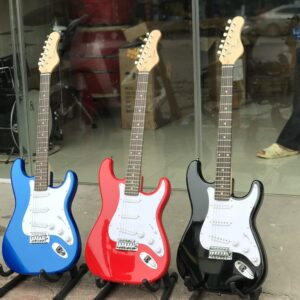 Guitar điện Saiger 3 mobin