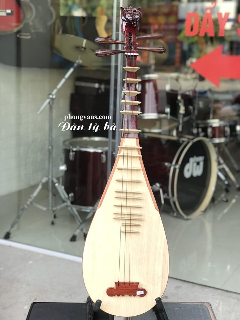 Đàn tỳ bà Việt Nam khảm trai