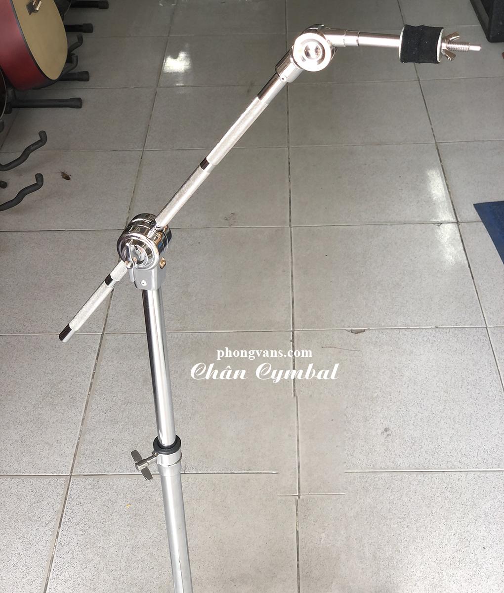 Chân boom cymbal đơn cao cấp