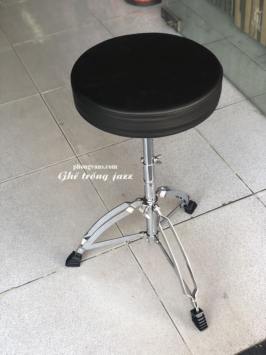 Ghế ngồi chơi trống jazz điện tử