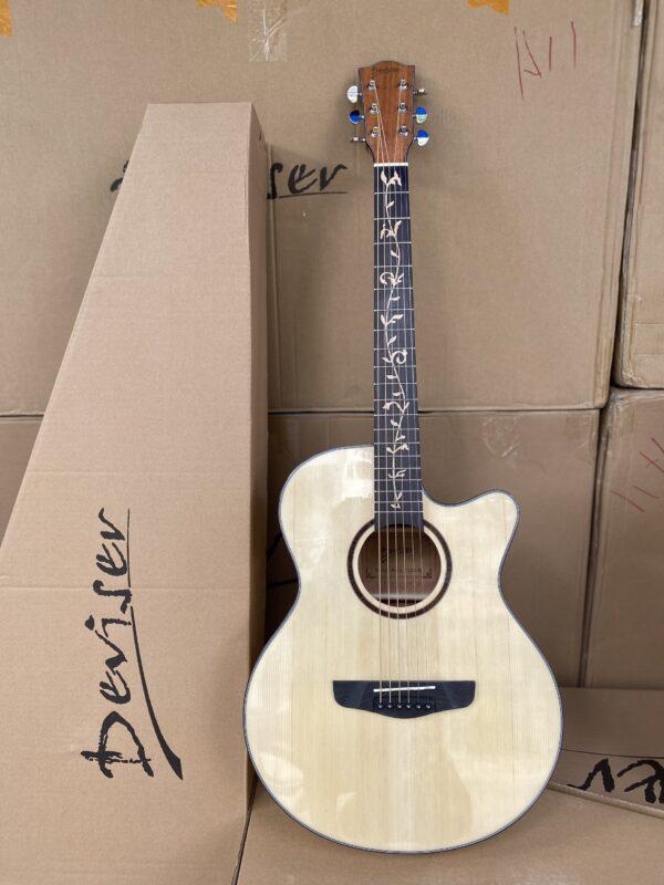 Đàn guitar Deviser mã L-710B-N chính hãng