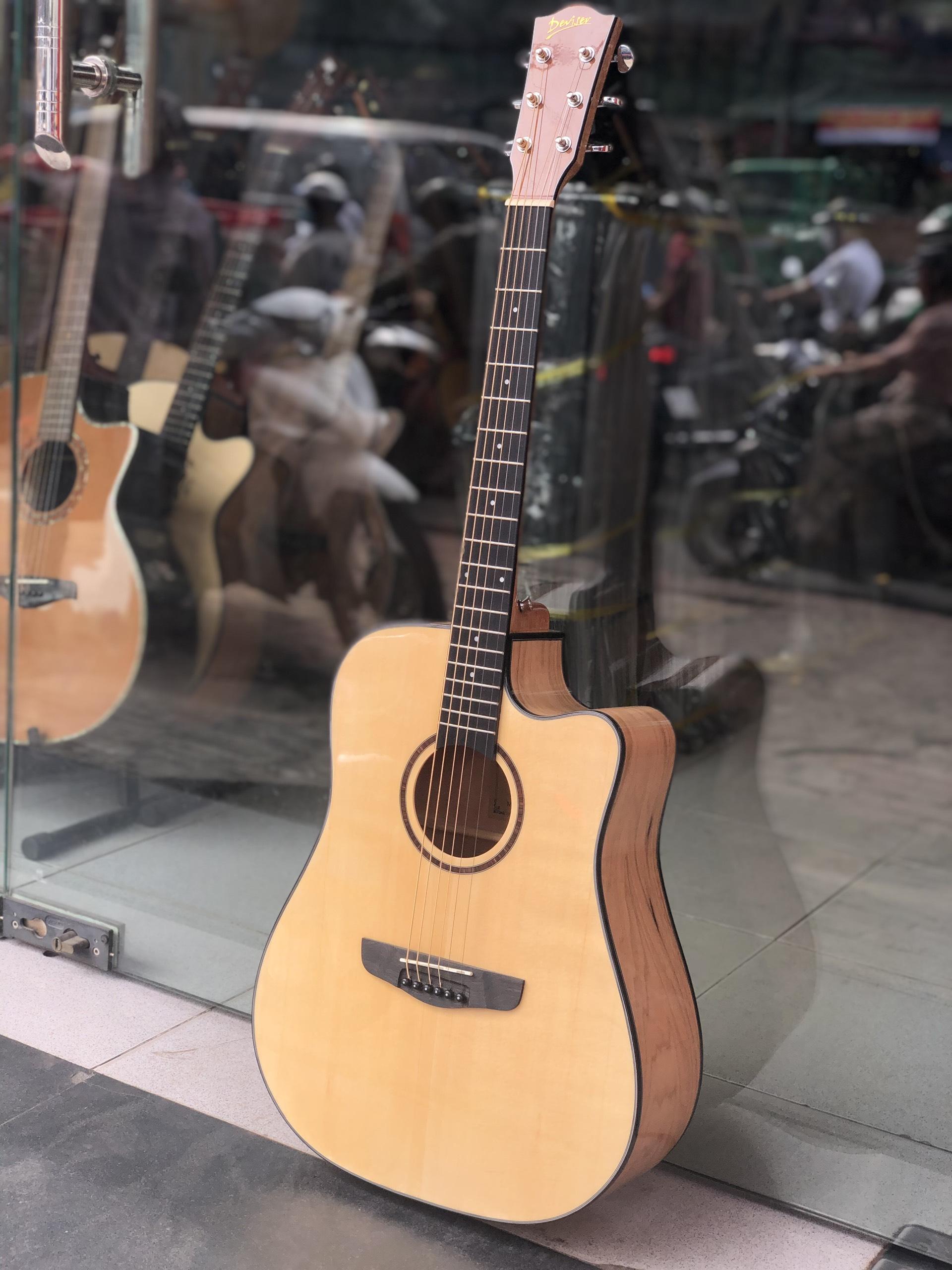 Đàn guitar Deviser mã L-810A-N chính hãng
