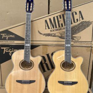 Đàn guitar classic Tagima có EQ chính hãng
