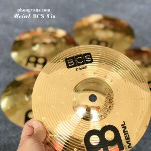 Lá cymbals Meinl BCS 8 inch