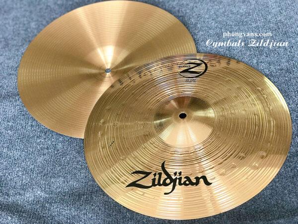 Cymbals zildjian 14 inch 35cm