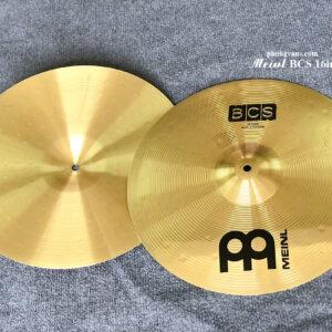 Lá cymbals Meinl BCS 16 inch