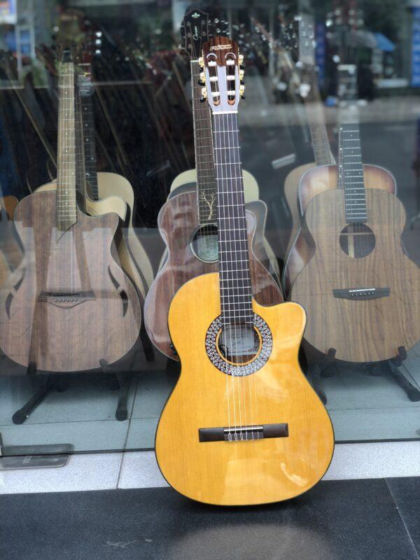 Đàn Guitar Flamenco EQ Chính Hãng