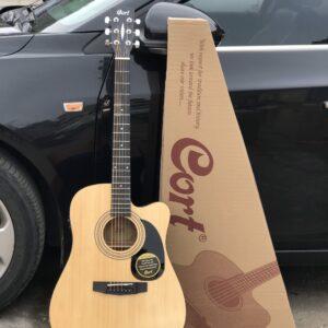 Đàn Guitar Acoustic Cort AD810CE