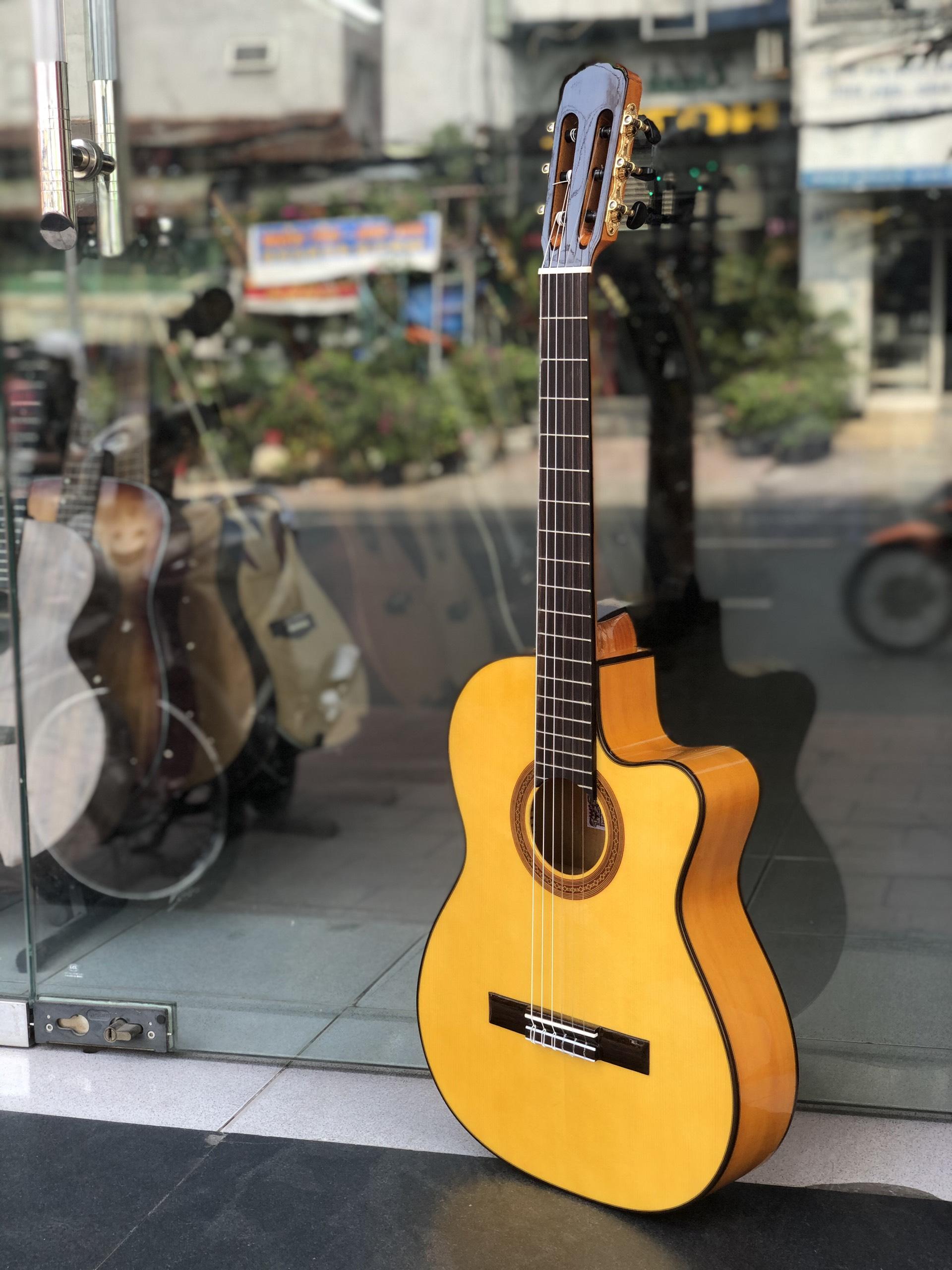 Guitar classic flamenco JX- STUDIO