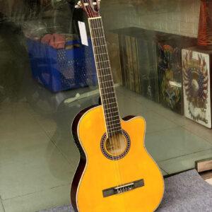 Guitar classic EQ thùng mỏng