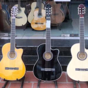 Guitar classic thùng mỏng hãng HT MUSIC EQ 7545