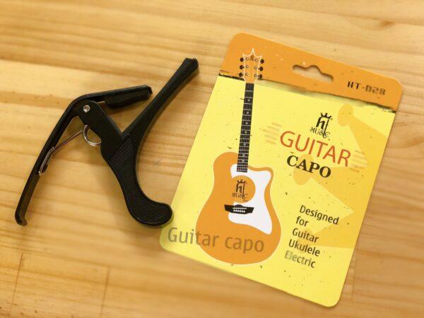 Capo guitar kim loại HT MUSIC