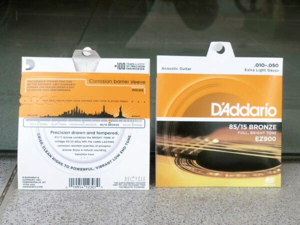 Bộ dây guitar acoustic D'addario EZ900